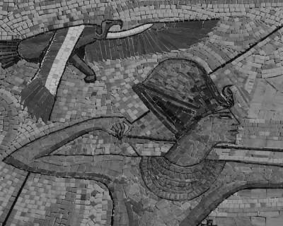 Alaa Awad mosaic