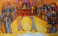 Painting Alaa Awad