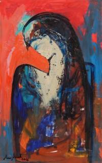 Alaa Awad - portrait 2016