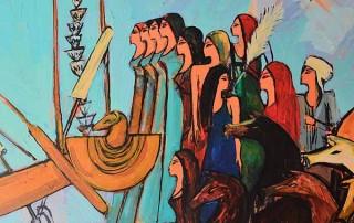 Alaa Awad - Mural