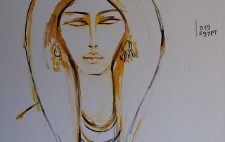 Alaa Awad - Mural - Nut Room 039 / France