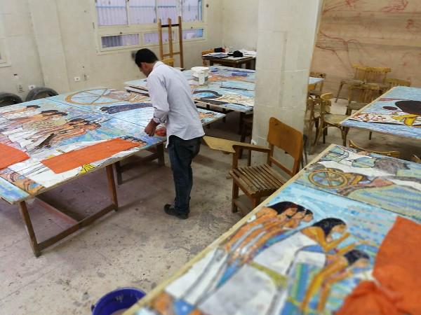 alaa-awad.com - Alaa Awad at work - Mosaic