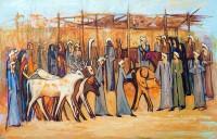 Alaa Awad - Artist - painting