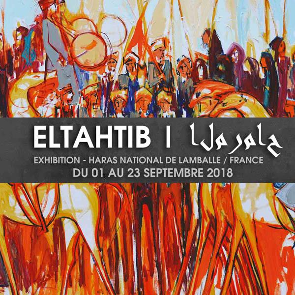 Exhibition - Artist Alaa Awad - France 2018